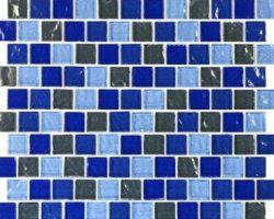 Aegean Blue Charcoal