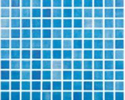 Niebla Color Azul Celeste