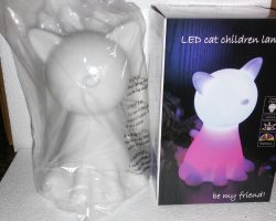 B1-Cat LED Lamp