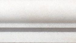 Bianco Venato Chair-Rail
