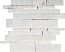 Bianco Venato Random Linear