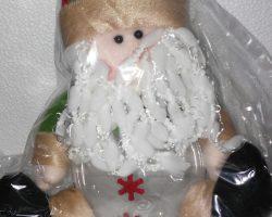 C1-Santa Candy Jar