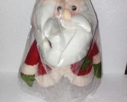 C3-Santa Candy Jar