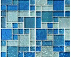 Galaxy Blue Blend Mixed