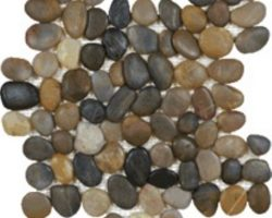Ocean Stone Tiger Eye Pebble