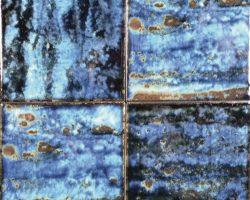 Wet  Star Oyster Blue 6x6