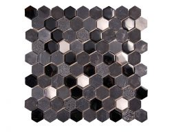 Hexagone Black