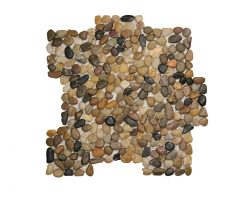 Pebble Stone Small Round Mixed